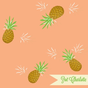 Pineapples in Coral