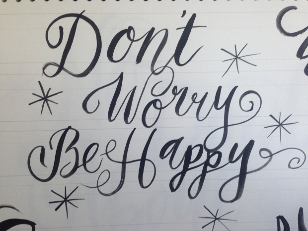 don't-worry-brush-lettering